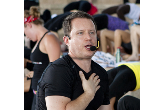 Mark White of MBody Yoga